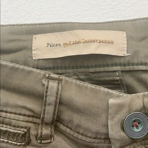 Anthropologie Shorts - Army green size 25 Anthropologie shorts.
